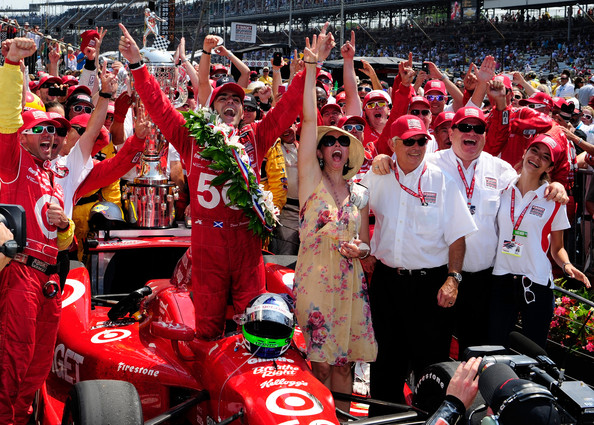 (FILE) Dario Franchitti Retires