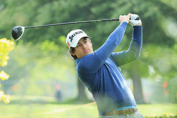 Darius van Driel Hauts de France Golf Open - Day Two