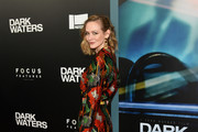 """Louisa Krause attends the """"Dark Waters"""" New York Premiere at Walter Reade Theater on November 12, 2019 in New York City."""