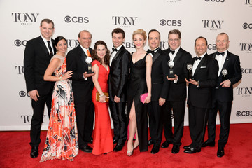 Darko Tresnjak 2014 Tony Awards - Press Room