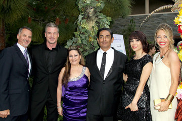 Darlene Gutierrez Arrivals at the 12th Annual Chrysalis Butterfly Ball