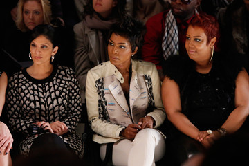 Darlene Rodriguez Tracy Reese - Front Row - Fall 2013 Mercedes-Benz Fashion Week
