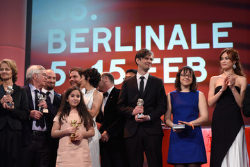 Darren Aronofsky Closing Ceremony - 65th Berlinale International Film Festival