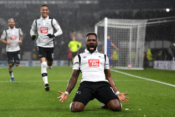 Darren Bent Derby County v Leicester City - The Emirates FA Cup Fourth Round