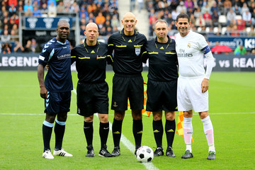 Darren Cann Laureus KickOffForGood Charity Match