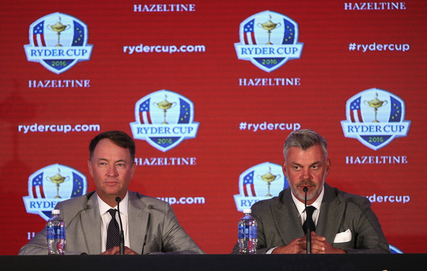 2016 Ryder Cup Captains' Press Conference