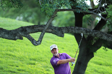 Darren Clarke Alfred Dunhill Championship - Day One
