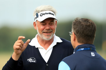Darren Clarke 146th Open Championship - Previews