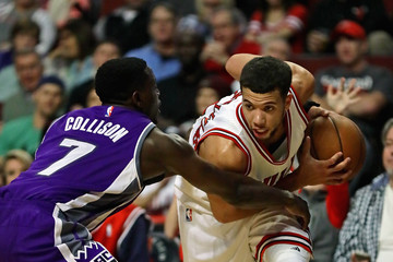 Darren Collison Sacramento Kings v Chicago Bulls