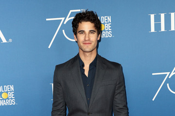 Darren Criss Hollywood Foreign Press Association Hosts Television Game Changers Panel Discussion - Arrivals
