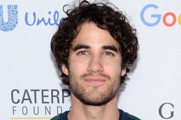 Darren Criss 2015 Global Citizen Festival in Central Park to End Extreme Poverty by 2030 - VIP Lounge
