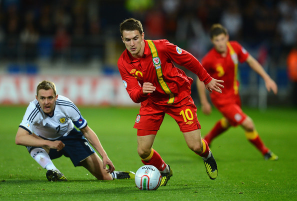 Wales v Scotland - FIFA 2014 World Cup Qualifier