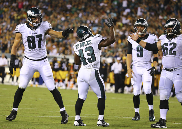 Darren Sproles and Nick Foles Photos»Photostream · Pictures. Pittsburgh  Steelers v Philadelphia Eagles 93f7a9eb4