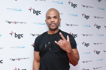 Darryl McDaniels Annual Charity Day Hosted By Cantor Fitzgerald, BGC and GFI - BGC Office - Arrivals