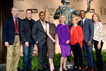 Daryl Anderson Woody Schultz 22nd Annual Screen Actors Guild Awards Nominations Announcement
