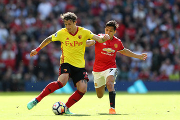 Daryl Janmaat Manchester United vs. Watford - Premier League