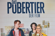 Actress Tiger Kirchharz during the 'Das Pubertier' premiere at Mathaeser Filmpalast on July 4, 2017 in Munich, Germany.