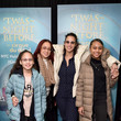 Dascha Polanco Opening Night Of 'Twas The Night Before...By Cirque Du Soliel At The Hulu Theater At Madison Square Garden