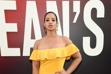 Dascha Polanco 'Ocean's 8' World Premiere