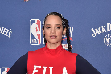Dascha Polanco NBA All-Star Celebrity Game 2018 Presented By Ruffles - Arrivals