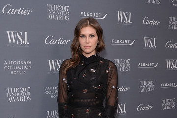 Dasha Zhukova WSJ. Magazine 2017 Innovator Awards - Arrivals