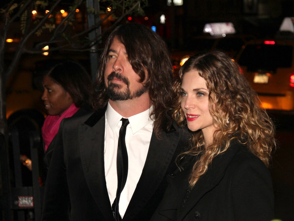 dave grohl and jennifer youngblood wwwimgkidcom the