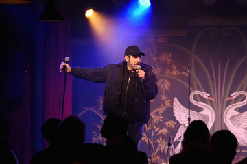 Dave Attell Sierra Club's Act in Paris, A Night of Comedy and Climate Action