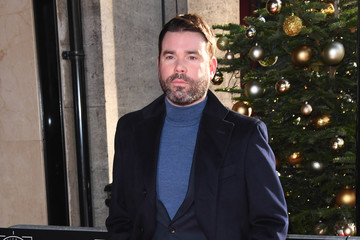 Dave Berry TRIC Awards Christmas Lunch - Red Carpet Arrivals