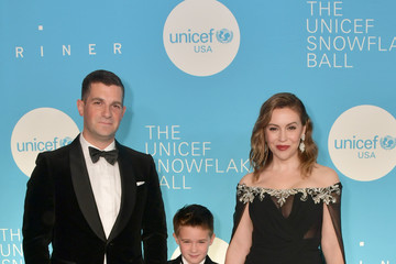 Dave Bugliari 14th Annual UNICEF Snowflake Ball 2018 - Arrivals