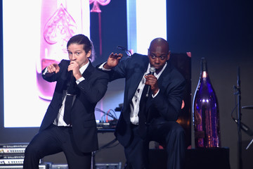 Dave Chapelle Rihanna's 3rd Annual Diamond Ball Benefitting The Clara Lionel Foundation at Cipriani Wall Street - Inside