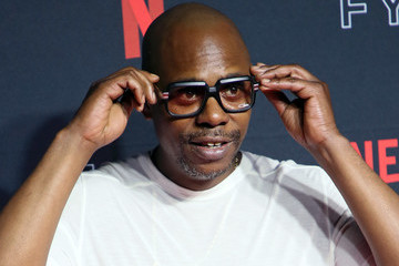 Dave Chappelle Netflix 'FYSEE' Kick-Off - Arrivals