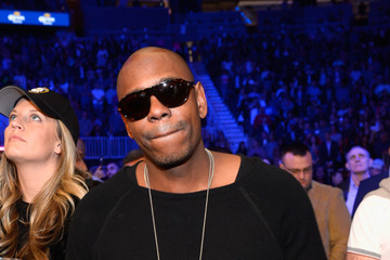 Dave Chappelle D'USSE Lounge at Kovalev vs. Ward