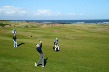 Dave Farrell Alfred Dunhill Links Championship - Day Three