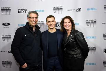 Dave Franco Fast Company Hosts a Pre-Reception for a Screening of 'The Disaster Artist' at the FC Grill in Austin