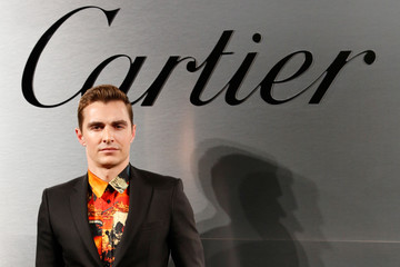 Dave Franco Cartier Celebrates The Launch Of Santos de Cartier Watch - Photocall
