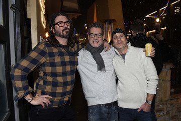 Dave Grohl WarnerMedia Lodge: Elevating Storytelling With AT&T - Day 3