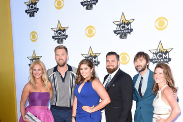 Dave Haywood Cassie McConnell 50th Academy Of Country Music Awards - Arrivals