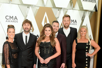 Dave Haywood Cassie McConnell The 53rd Annual CMA Awards - Arrivals