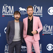 Dave Haywood 54th Academy Of Country Music Awards - Arrivals