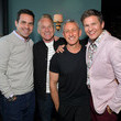 Dave Karger David Burtka Celebrates The Launch Of 'The Life Is A Party Cookbook' In Los Angeles With The Capital One Savor Credit Card