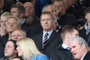 Dave King Rangers vs. Celtic - Ladbrokes Scottish Premiership