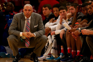 Dave Leitao Big East Basketball Tournament - First Round