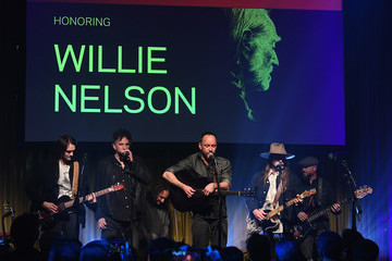 Dave Matthews 61st Annual GRAMMY Awards - Producers & Engineers Wing 12th Annual GRAMMY Week Event Honoring Willie Nelson