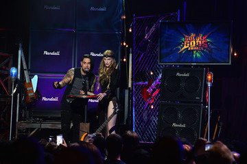 Dave Navarro 6th Annual Revolver Golden Gods Award Show - Show
