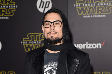 Dave Navarro Premiere 'Star Wars: The Force Awakens' - Arrivals