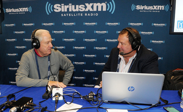 dave stockton photos photos - siriusxm pga tour radio at 2016 pga merchandise show - day 1