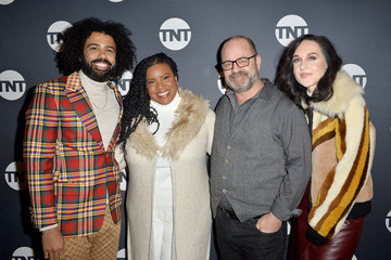 "Daveed Diggs ""Snowpiercer"" Panel & Reception (TNT)"