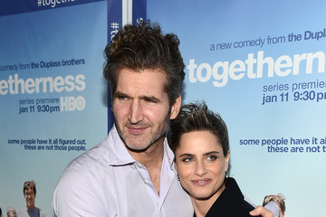 david benioff wife