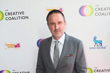 David Arquette Creative Coalition's Annual Television Humanitarian Awards Gala 2019 - Arrivals