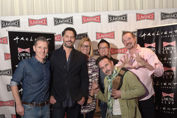 David Arquette 'Resurrection of Jake the Snake' Screening
